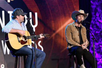 Dustin Lynch 56th Annual ASCAP Country Music Awards - Inside