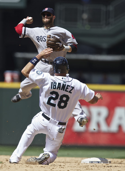Boston Red Sox v Seattle Mariners
