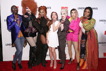 Dusty Ray Bottoms MTV's 'Lindsay Lohan's Beach Club' Premiere Party