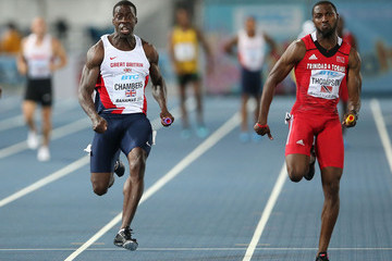 Dwain Chambers IAAF World Relay Championships - Day 2