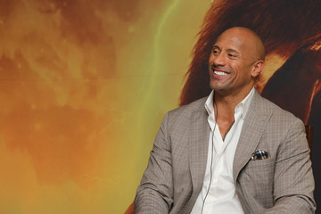 Dwayne Johnson 'Hercules' Press Conference in Mexico City