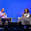 Dwayne Johnson Oprah's 2020 Vision: Your Life In Focus Tour With Special Guest Dwayne Johnson