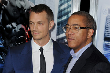 Dwight Caines 'Robocop' Premieres in Hollywood