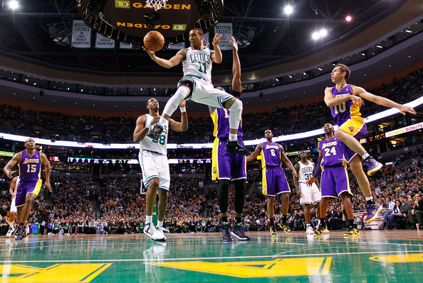 Los Angeles Lakers v Boston Celtics []