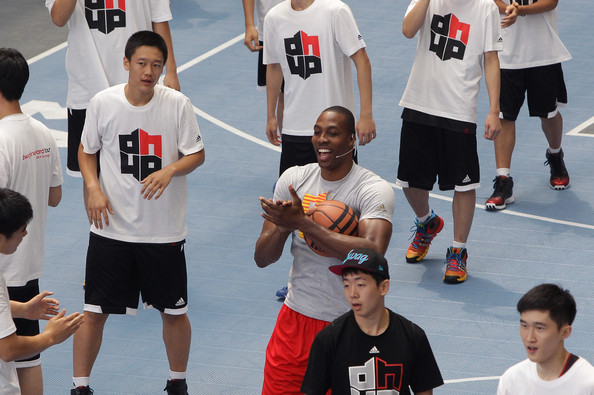 dwight howard teaches children in seoul in this photo dwight howard ...