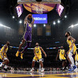 Dwight Howard Golden State Warriors vs Los Angeles Lakers