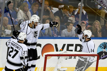 Dwight King NHL Stanley Cup Final: Game Three