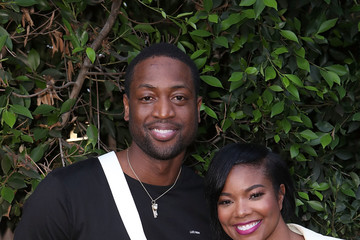 Dwyane Wade Hallmark's When You Care Enough to Put It Into Words Launch Event