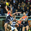 Dylan Buckley AFL Rd 7 - Geelong Vs. GWS