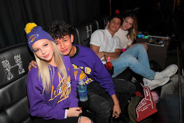 Dylan Jordan Call It Spring Oakes Over HYDE Lounge to Host Young Hollywood's Finest for the Lakers vs. Warriors NBA Game