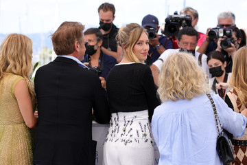 """Dylan Penn """"Flag Day"""" Photocall - The 74th Annual Cannes Film Festival"""