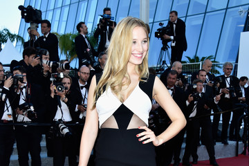 Dylan Penn 'Elle' - Red Carpet Arrivals - The 69th Annual Cannes Film Festival
