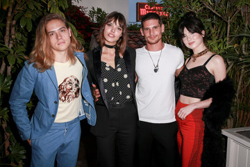 Dylan Sprouse Eva Dolezalova 'Carte Blanche' Cast Dinner and Reception
