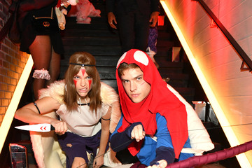Dylan Sprouse Heidi Klum's 20th Annual Halloween Party