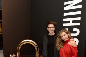 Dylan Summerall Moschino X H&M Los Angeles Launch Event