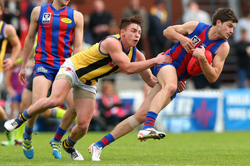 Dylan Van Unen VFL Elimination Final - Port Melbourne v Sandringham