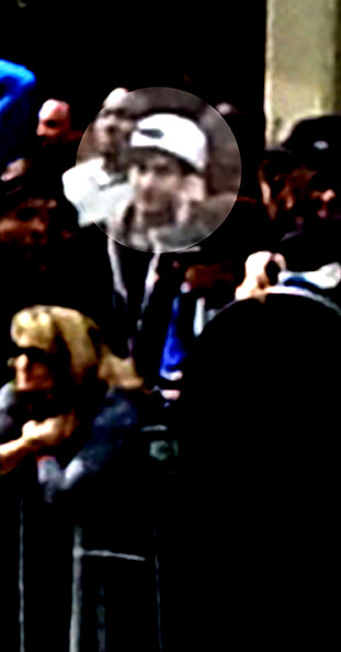 FBI Releases Images of Boston Bombing Suspects