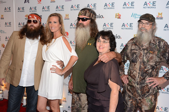 Robertson Family Duck Dynasty