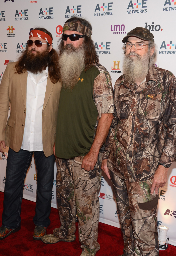 Si Robertson Photos Photos - A+E Networks 2012 Upfront - Arrivals - Zimbio  sc 1 st  Zimbio : willie duck dynasty costume  - Germanpascual.Com