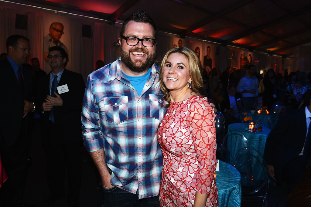 Rutledge Wood In A Amp E Networks 2012 Upfront Inside Zimbio