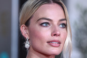Margot Robbie attends the EE British Academy Film Awards 2020 After Party at The Grosvenor House Hotel on February 02, 2020 in London, England.