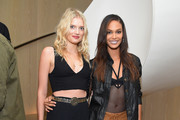 Lily Donaldson Joan Smalls Photos Photo