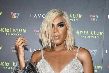 EJ Johnson Heidi Klum's 19th Annual Halloween Party Presented By Party City And SVEDKA Vodka At LAVO New York - Arrivals