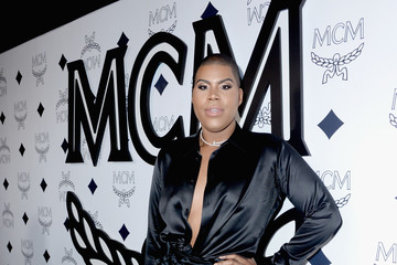 EJ Johnson MCM Rodeo Drive Store Grand Opening Event