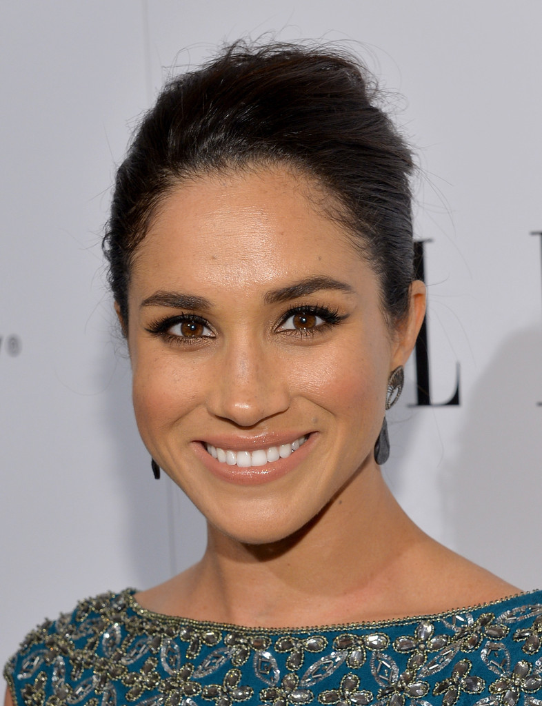Meghan Markle Photos Photos Elle S Annual Women In