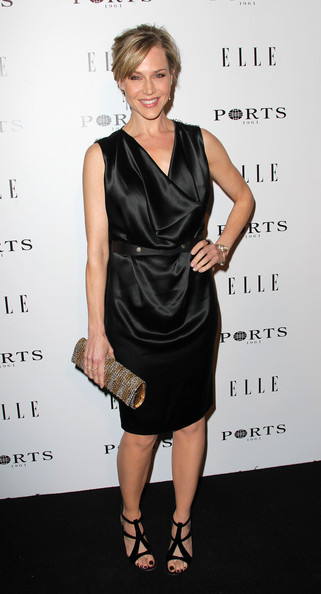 Actress Julie Benz attends ELLE's Inaugural Women in Television Celebratory Dinner at the Soho House on January 27, 2011 in West Hollywood, California.