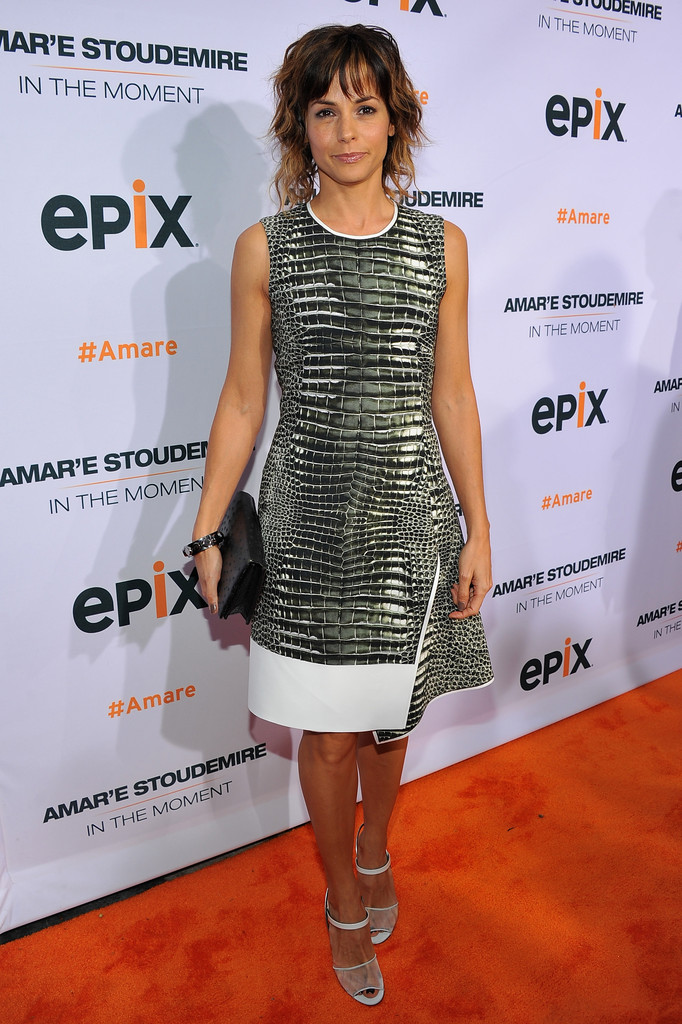 Stephanie Szostak Photos Photos Epix Premiere Of In The