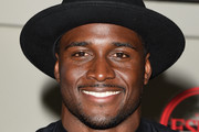 NFL player Reggie Bush attends BODY at ESPYs at Milk Studios on July 14, 2015 in Hollywood, California.