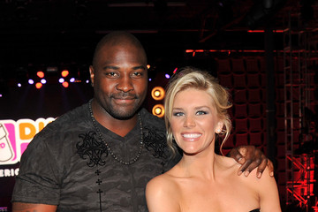 Charissa Thompson and Marcellus Wiley, Source: Zimbio