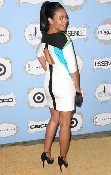 Nosee Rosee Pics Essence Black Women In Hollywood Luncheon