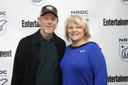 Ron Howard and Michelle John attend EW x NRDC Sundance Film Festival Panel Series: Rebuilding Paradise Panel and Reception at Main Street Gallery on January 25, 2020 in Park City, Utah.