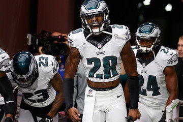 Earl Wolff Philadelphia Eagles v Arizona Cardinals