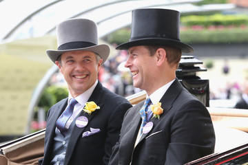 Earl of Wessex Royal Ascot - Day 2