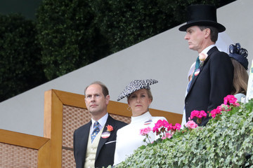 Earl of Wessex Royal Ascot 2019 - Day Two
