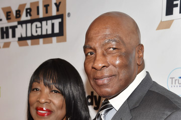 Earnie Shavers Muhammad Ali's Celebrity Fight Night XXIII - Red Carpet