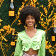 Ebonee Davis 12th Annual Veuve Clicquot Polo Classic - Arrivals