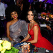 Ebonee Davis Rihanna's 5th Annual Diamond Ball Benefitting The Clara Lionel Foundation - Inside