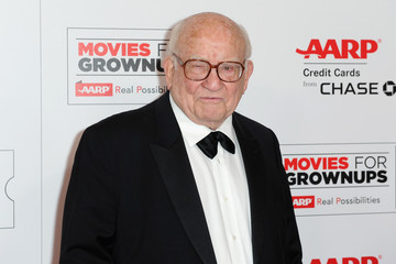 Ed Asner AARP's 15th Annual Movies For Grownups Awards - Arrivals