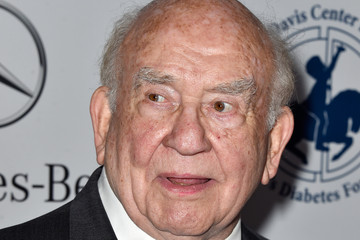 Ed Asner 2014 Carousel of Hope Ball Presented by Mercedes-Benz - Arrivals