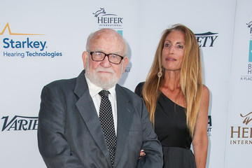 Ed Asner 'Beyond Hunger: A Place at the Table' Gala