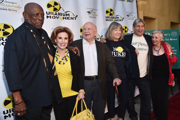 Ed Asner Atomic Age Cinema Fest - 'The Man Who Saved the World' Premiere
