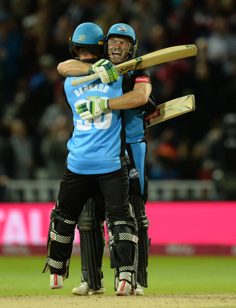 Worcestershire Rapids vs. Sussex Sharks - Vitality Blast Final
