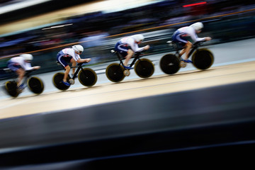 Ed Clancy UCI Track Cycling World Championships: Day 2