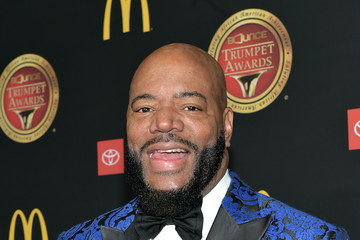 Ed Lover The Bounce Trumpet Awards 2019 - Red Carpet