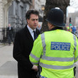 Ed Miliband Activity In Westminster After London Terror Attack