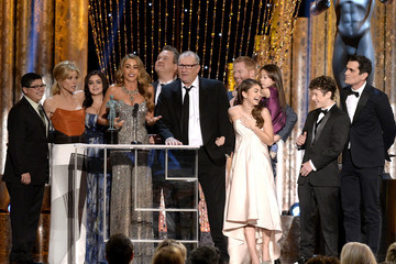Ed O'Neill Ty Burrell 20th Annual Screen Actors Guild Awards Show